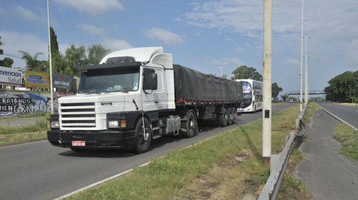 Los camiones también aceleran.