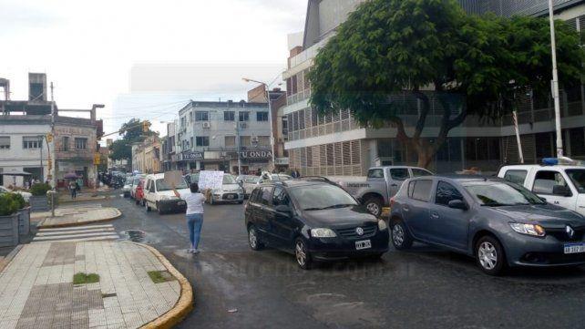 Familiares de Gabriel Gusmán y de Alejandra Rucu Silva pidieron Justicia y celeridad