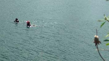 hallaron el cuerpo sin vida del adolescente que desaparecio en una cantera inundada