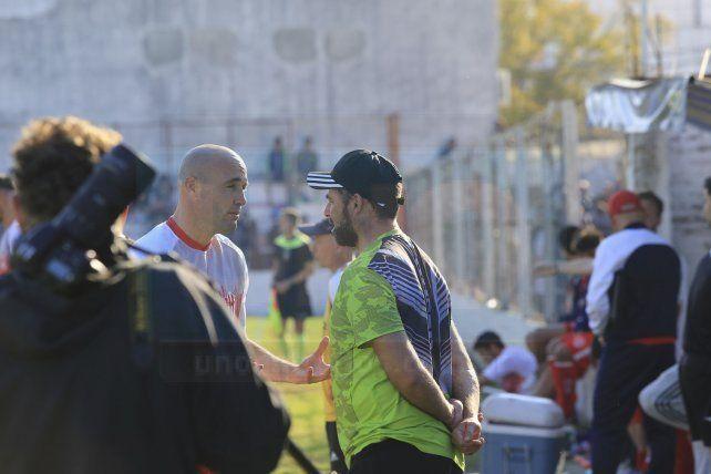 Pancaldo fue despedido en Atlético Paraná y asume Hugo Tony Fontana
