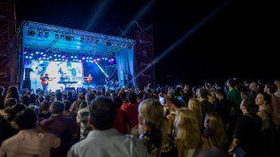 Miguel Mateos se acordó de la madre del Presidente, en un festival en Paraná