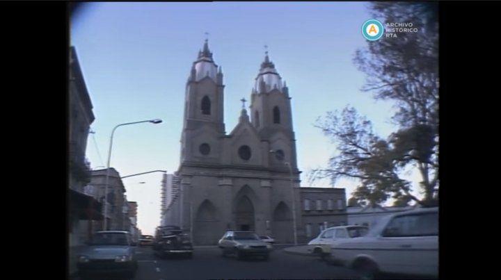 Así era Paraná hace 30 años