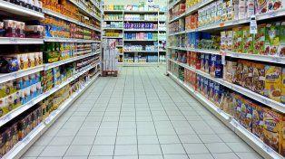 En un año las ventas de supermercado cayeron 8,7%