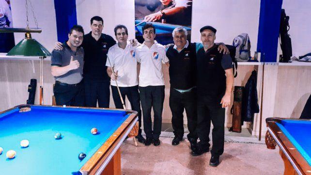 Diez entrerrianos representarán a la provincia en el Torneo Nacional de Billar