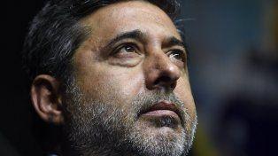 Angelici y el momento de Boca: Tocar fondo es perder la categoría