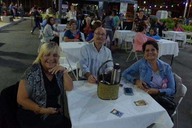 La delegación Entrerriana de Cosquín se presentó en Paraná