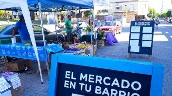 mercado en tu barrio sigue sumando productos