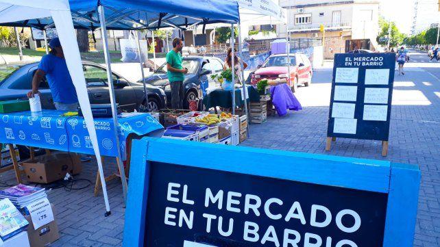 Mercado en tu Barrio se renueva en marzo con nuevos puntos de venta