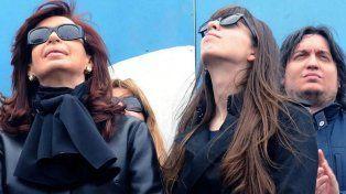 Cristina Kirchner y sus hijos, a juicio oral por Hotesur