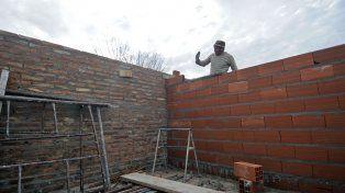 Metro cuadrado. El costo de construir una casa creció el 53% en un año, por encima de la inflación general.