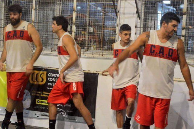 Olimpia disputará dos encuentros por el Torneo Federal de Básquet