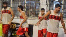 olimpia disputara dos encuentros por el torneo federal de basquet