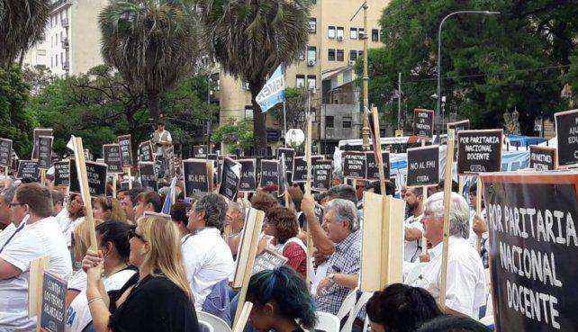 Ctera convocó a la huelga de 72 horas y Agmer adhiere a la medida