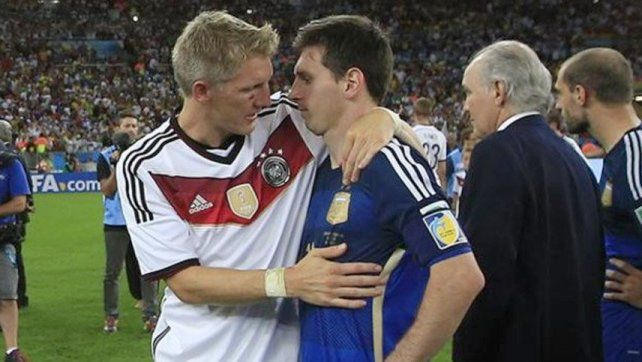 Argentina tiene confirmado un amistoso ante Alemania