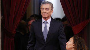 Macri dijo que Argentina está mejor parada que en 2015, al abrir el 137° período de sesiones ordinarias