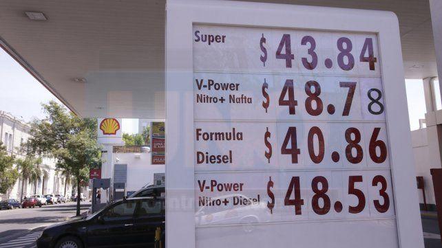 Paraná: Así quedaron los precios de las naftas tras el último aumento