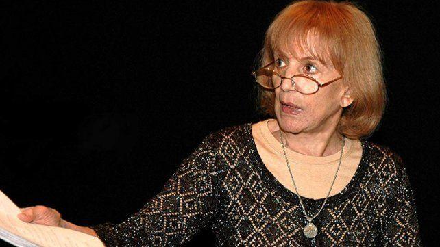 Murió la actriz Beatriz Taibo