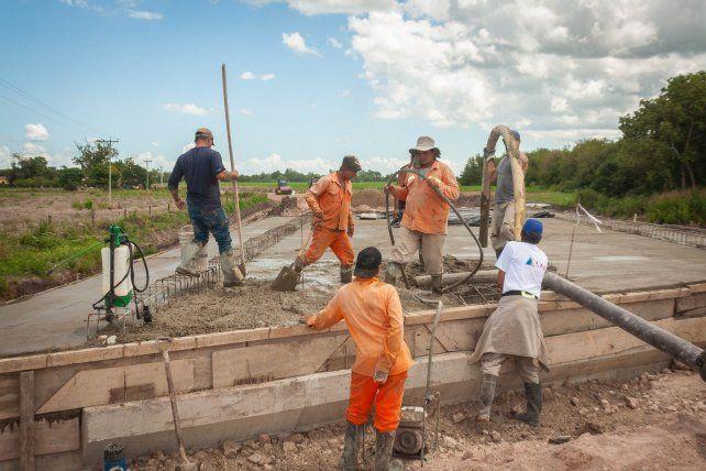 Vialidad. La mayoría de las obras tienden a mejorar la transitabilidad y garantizar la salida de la producción.