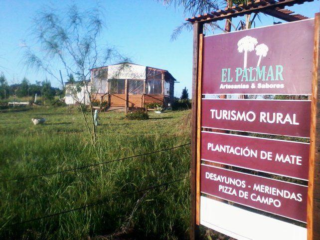 Turismo rural. Es una de las variantes de crecimiento sostenido.
