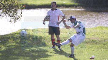 Todo de diez. El campo de golf del CAE está perfecto, el nivel es bueno y la convocatoria de la Copa Ciudad de Paraná es muy buena.