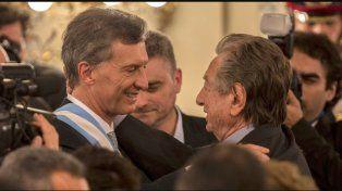 Murió el empresario Franco Macri, padre del Presidente