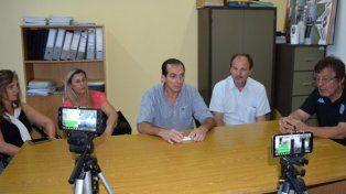 Conferencia. El directorio del ente previsional municipal dio explicaciones