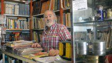 Otros tiempos. Altman recordó las épocas en que iban a su local historiados, literatos, poetas y un público de lo más diverso.