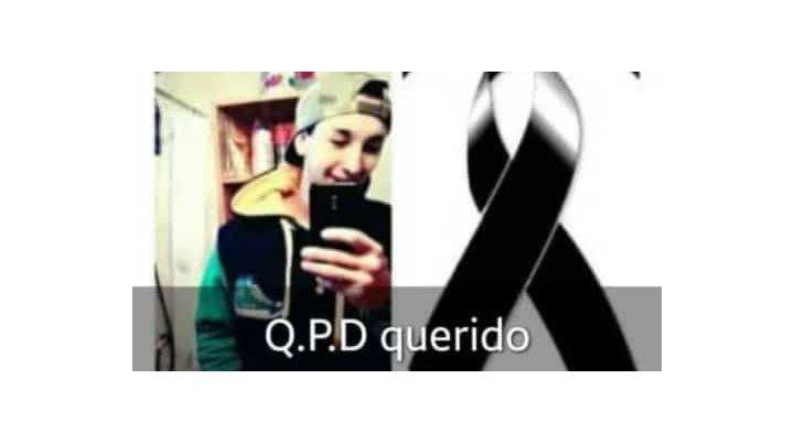 Despiden con tristeza al adolescente que murió en Hasenkamp