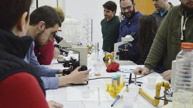 Investigación. La UNER debe reorientar recursos financieros para sostener programas de ciencia y técnica.