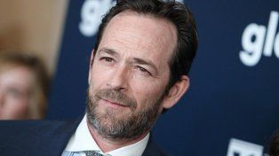 Murió Luke Perry
