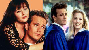 Murió Luke Perry, el astro de la serie Beverly Hills 90210