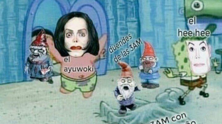Ayuwoki, el terrorífico meme inspirado en Michael Jackson que inunda las redes sociales