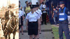 Un repaso por la historia de la fuerza de seguridad.