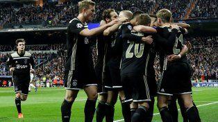 Los holandeses dejan la piel en Madrid.