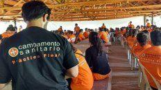 Los campamentos sanitarios se practican en pueblos donde viven menos de 10 mil personas desde 2010.