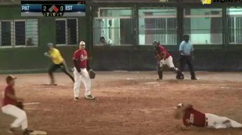 video | un instante para entender el nivel del softbol paranaense