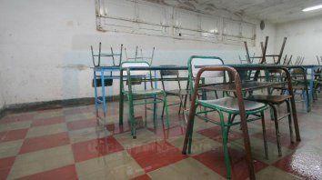 La castigada educación pública