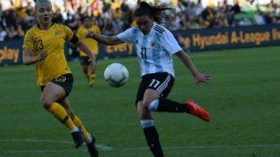 Argentina cerró su gira por Australia con una derrota