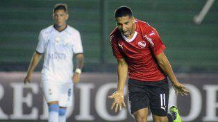 Independiente no tuvo problemas ante Atlas