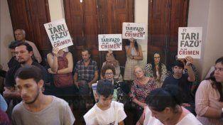 Suba del boleto: preocupación en San Benito, Oro Verde y Colonia
