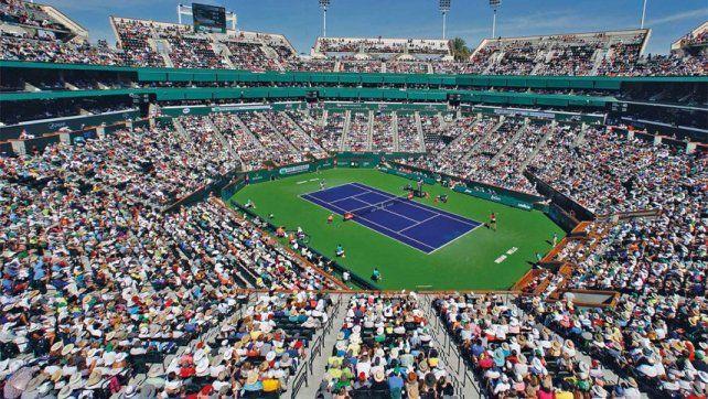 Los argentinos ponen primera en Indian Wells