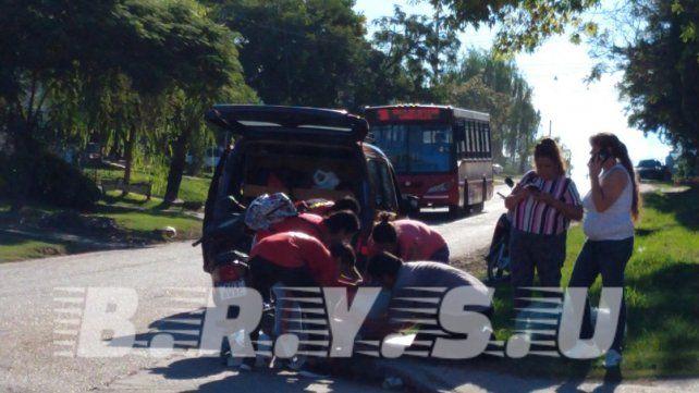 Revocaron la probation e irá a juicio el hombre que chocó y abandonó a dos mujeres en La Paz