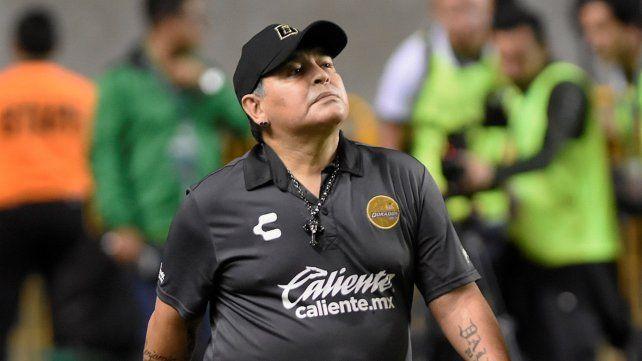 Maradona hundió a los argentinos que quieren jugar en la Selección de México