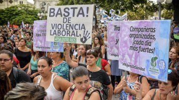 por el dia de la mujer hay asueto de trabajadoras en la municipalidad de parana