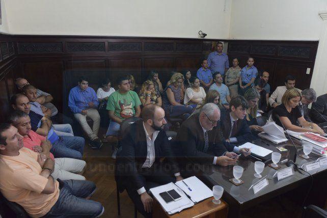 Condenan a la banda narco que operaba en Corrientes, Feliciano, Paraná y Nogoyá
