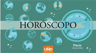 El horóscopo para este viernes 8 de marzo de 2019