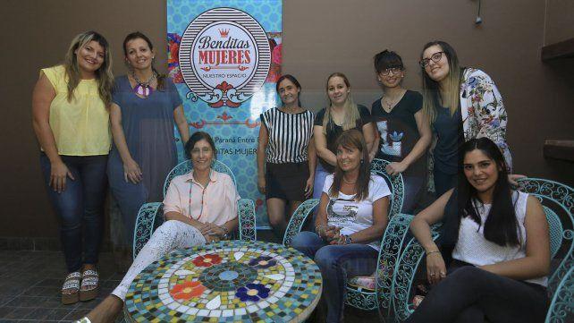 Benditas Mujeres: un espacio creativo y especial