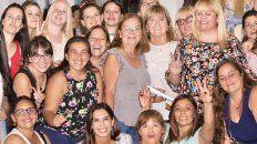 mujeres peronistas de viale: pretenden que nos quedemos en nuestras casas y nos callemos la boca