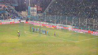 Patronato perdió por goleada en Córdoba ante Belgrano