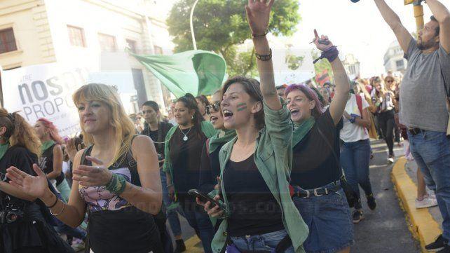 La Marcha #8M en fotos